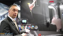 Hikvision exhibits cameras, intercom and access control systems at IFSEC 2015