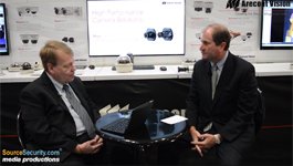 Interview with Arecont Vision's Scott Schafer at IFSEC 2015