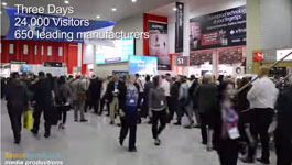 IFSEC 2015 Highlights - ExCel, London