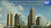 Residential Complex in USA is Secured by NVT's Ethernet over 2-Wire Eo2 Transceiver