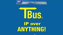 NVT TBus Introduction - TBus® IP Transmission Product Series