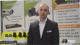 OT Systems showcases transmission equipment products at IFSEC 2015
