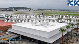 PCSC Provides Long Beach Airport With New Access Control System