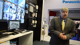 Panasonic showcases True 4K transportation solutions at IFSEC 2015
