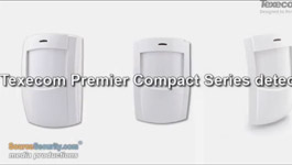 Texecom Premier Compact Series Detectors