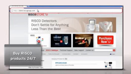 RISCO Store - An Online Shopping Store to Purchase RISCO Groups Security Products
