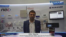 Tyco Security Products introduces DSC Power series panel and Sur-Gard receiver at IFSEC 2015