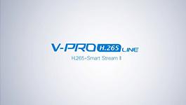 VIVOTEK V-Pro H.265 Line - maximise video, minimise storage