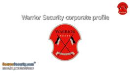 Warrior Security Corporate Profile