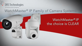 DRS Technologies' WatchMaster IP Elite Thermal Security Camera in Correctional Facilities