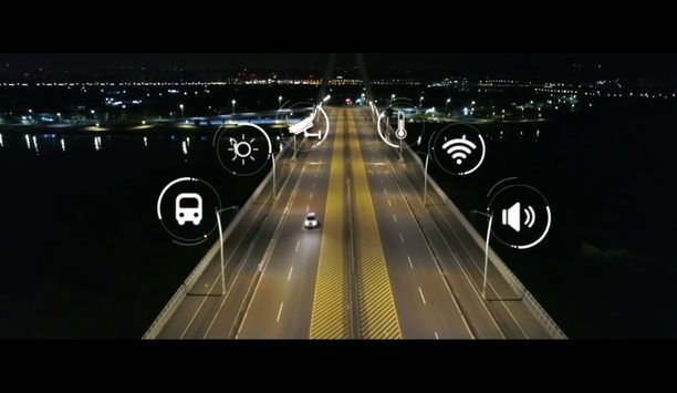 AAEON Intelligent Lighting Controls for smart city infrastructure