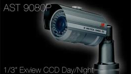 Aasset Security - AST 9076P CCTV camera demo
