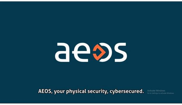 AEOS Cyber Security Suite - Nedap Security Management