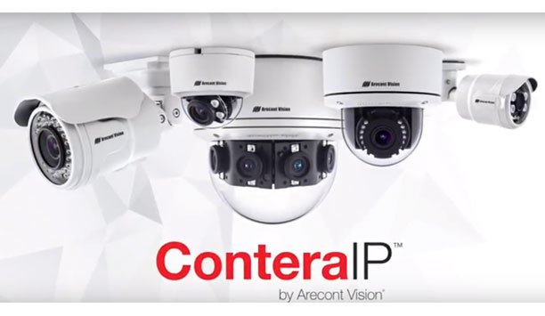 Arecont Vision ConteraIP™ Bullet Camera Captures Commuter Train With No Motion Blur