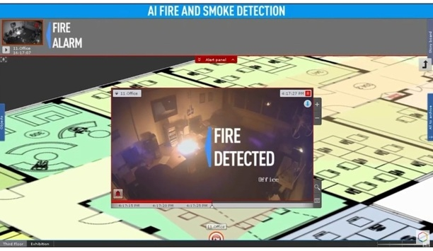 AxxonSoft releases Neural Network Analytics for early visual detection of fires