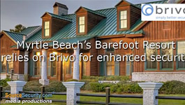 Myrtle Beach's Barefoot Resort Relies On Brivo For Enhanced Security