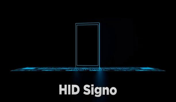 HID Signo™ readers enable future-proofing access control systems