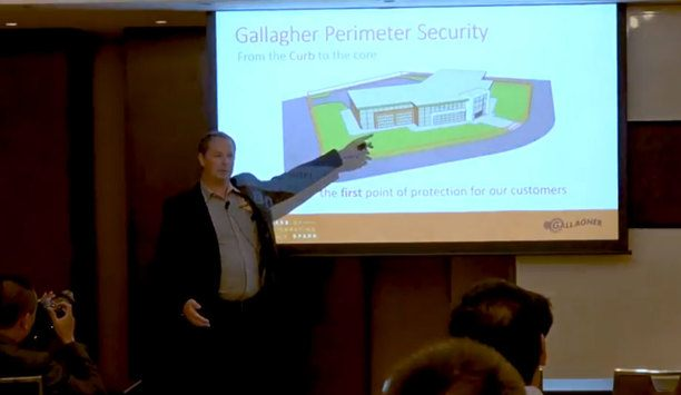 Asia Channel Partner Conference 2018 with Gallagher Security