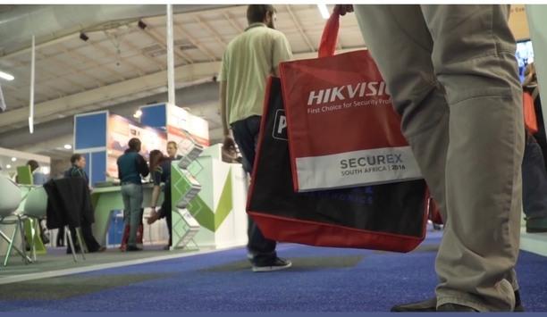 Hikvision at 2016 Securex, South Africa