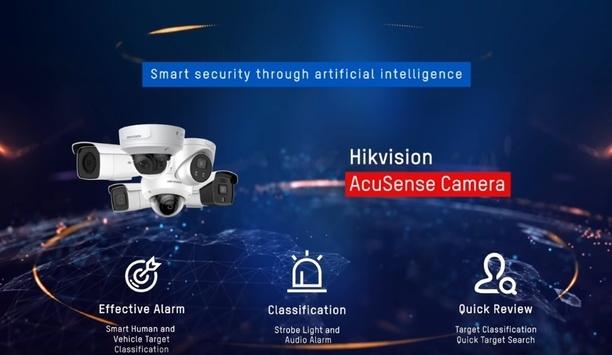 Hikvision AcuSense Cameras