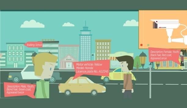 Hikvision AI Cloud intelligent IoT architecture for enhanced video surveillance