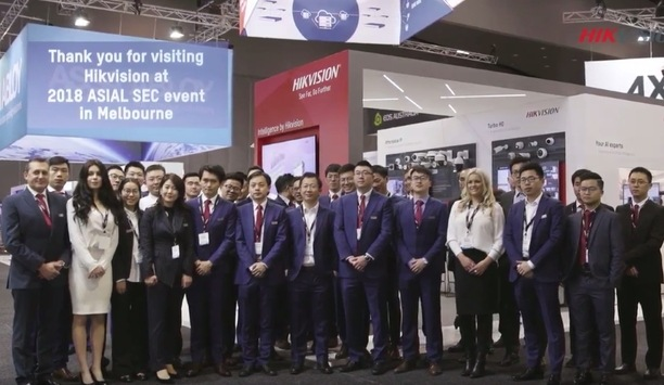 Hikvision Exhibits At ASIAL Security Expo 2018