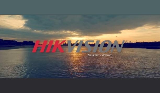 Hikvision Presents At Belgium HIKSHOW