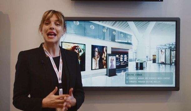 Hikvision presents Digital Signage server