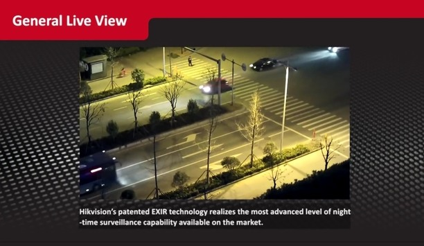 Innovative IR Technology For The Ultimate Performance In Night Vision Surveillance