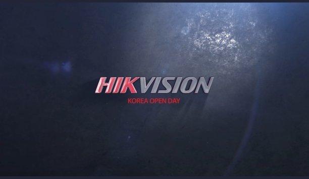 Hikvision Korea Open Day