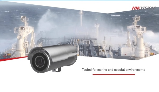 Hikvision Launches IR Network Camera