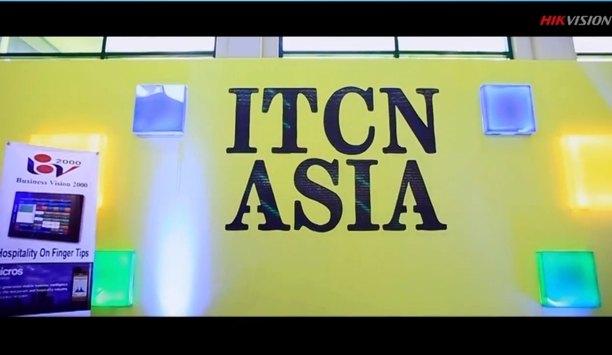 Hikvision participates at ITCN Asia 2017