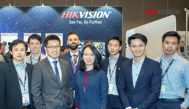 Hikvision at SecTech Roadshow tour 2018