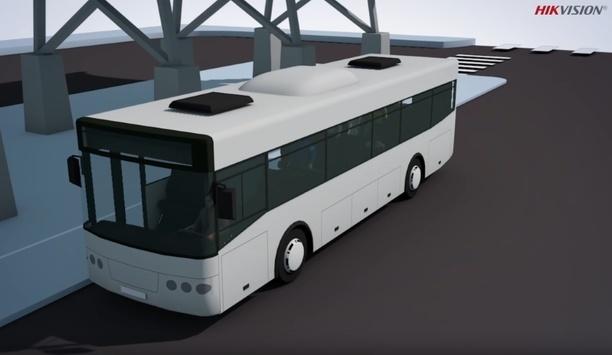 Hikvision smart mobile transportation solution secures vehicle and passengers