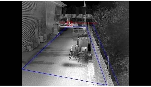 Smart Function of Hikvision Thermal Camera – Intrusion Detection