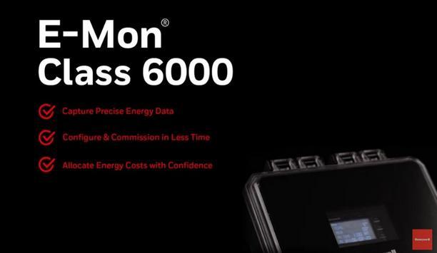 Honeywell E-Mon Class 6000 energy meter