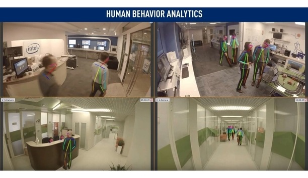 AxxonSoft releases a demo of its new movement detector Human Behaviour Analytics
