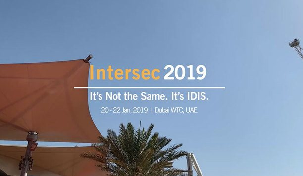 IDIS Showcases Deep Learning Analytics And End-To-End Solutions At Intersec 2019
