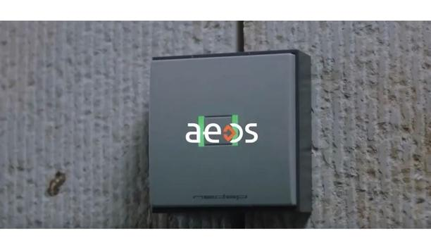 Nedap Aeos - Flick of the wrist security