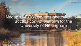 Nedap's AEOS Provides One Centralized Access Control Platform for University of Nottingham, UK