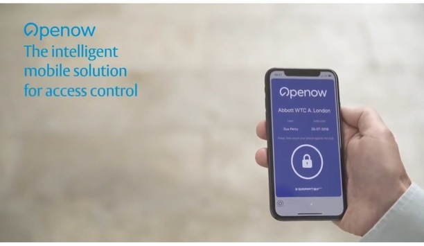 ASSA ABLOY's Openow intelligent mobile access control solution
