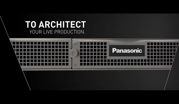 Panasonic's IT/IP-centric video processing platform works with any format, resolution & canvas size