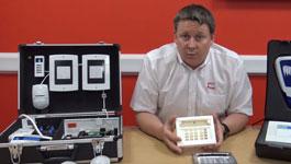 Pyronix EURO 46 APP - 3/4 - Surface & Flush Mount Keypads