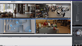 SeeTec Cayuga Video Management Software With Easy User Interface