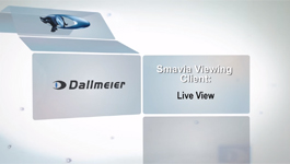 'Live View' Tutorial For Dallmeier Video Viewing Software SMAVIA Viewing Client