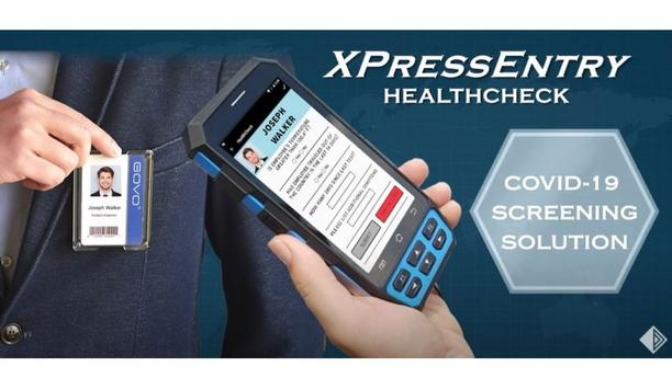 Telaeris introduces XPressEntry for employee health screening solution