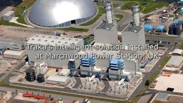 Traka's intelligent solution installed at Marchwood Power Station, UK