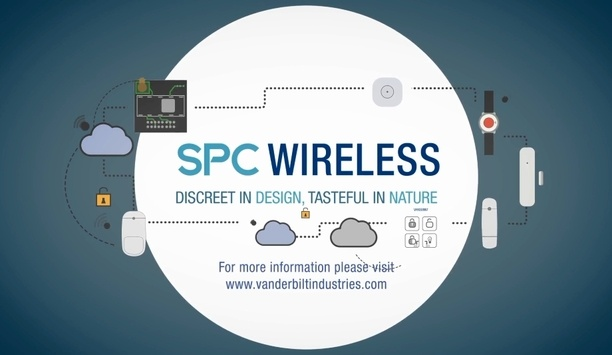Vanderbilt Highlights Security Features Of Its SPC Wireless Intruder Alarm System
