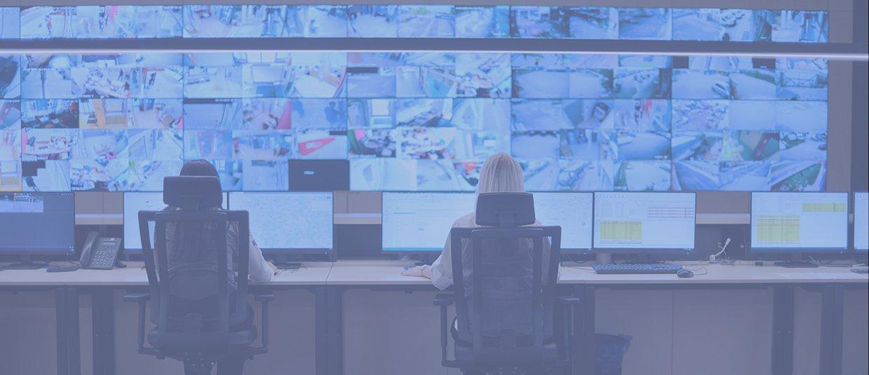Shifting trends in operation centers and control rooms for 2021, Virtual events by Userful Corporation