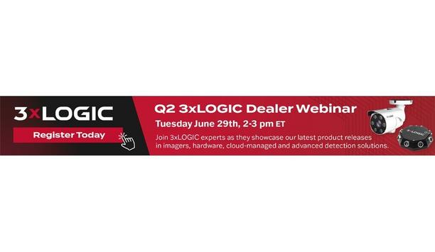 3xLOGIC hosts a product webinar to focus on their new product launches